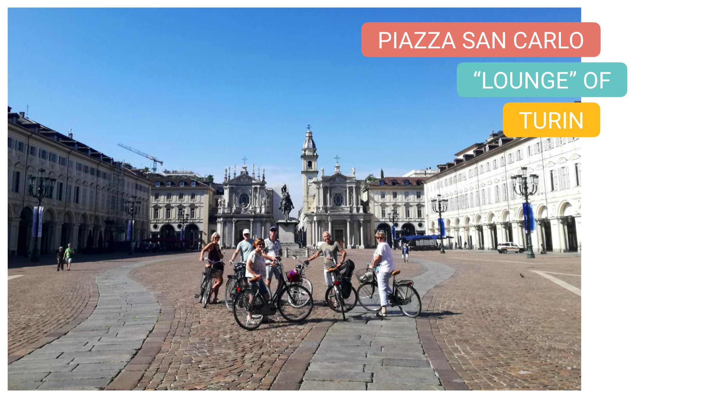 what to see torino piazza san carlo turin city center thing to do 2